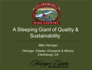 Clarksburg Wine Country